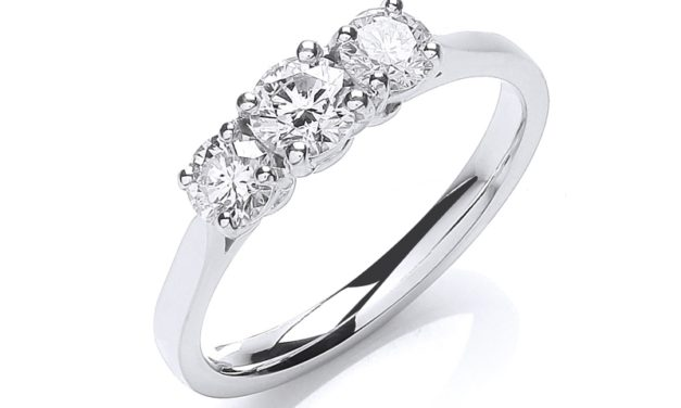 Why is the 3-stone engagement ring the best choice?