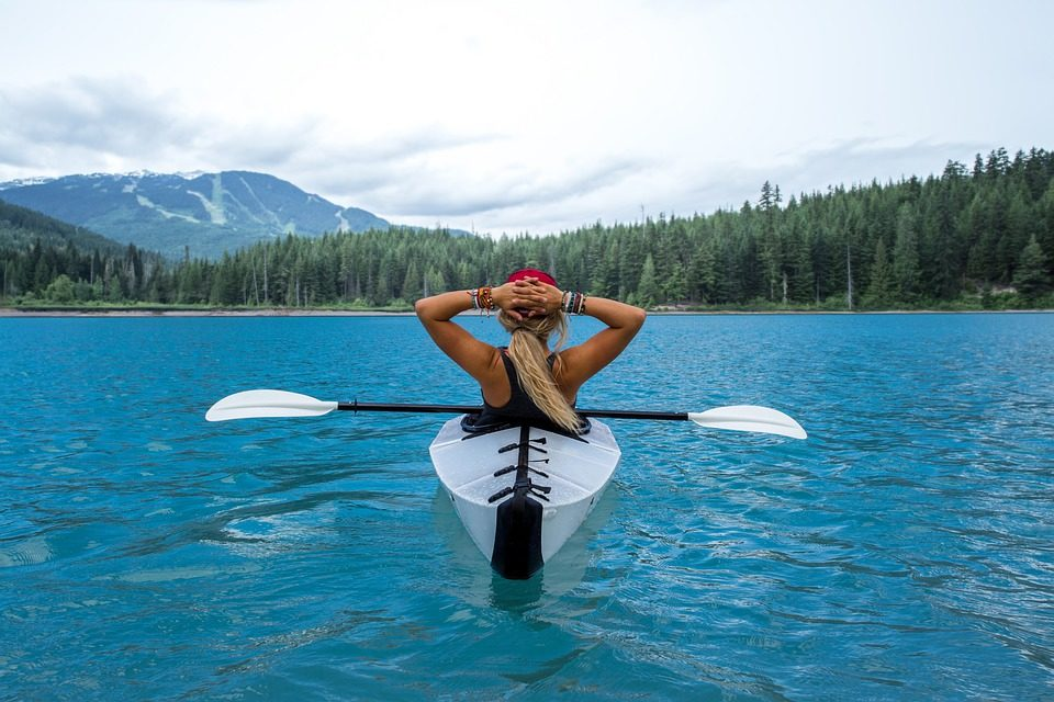 Benefits of Recreational Kayaking