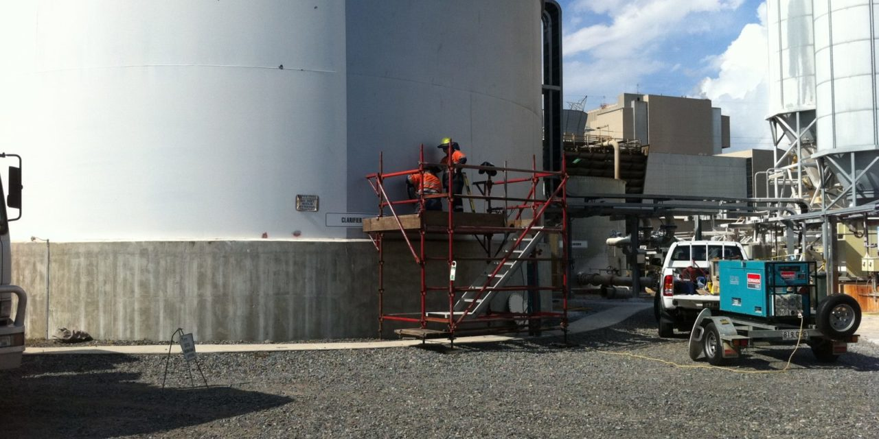 How To Maintain Industrial Tank Liners