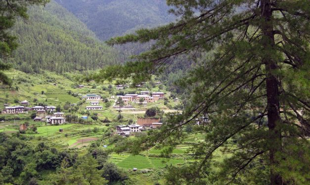 How to Go To Bhutan from the USA